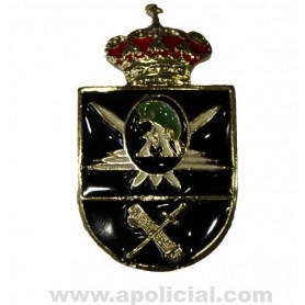 Distintivo Relieve Guardia Civil Auxiliar
