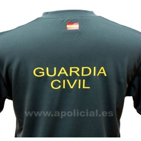 Camiseta Técnica oficial Guardia Civil - Mujer