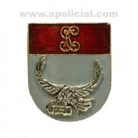 Distintivo Relieve Titulo T.E.B.Y.L