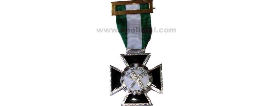 Medallas y pasadores